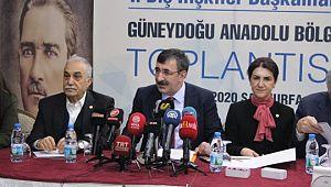 """AK Parti Genel Başkan Yardımcısı Yılmaz: """"İblid' de etnik ve mezhep temizlediğine seyirci kalamayız"""""""