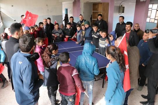 Barış Pınarı,Çocukların Hayatını Değiştirdi (Videolu Haber)