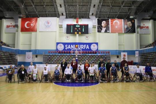 Büyükşehir ekibinden süper lig'de bir başarı daha (Videolu Haber)