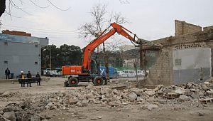 Büyükşehir ile eski sanayinin kentsel dönüşümü hızlandı(Videolu Haber)