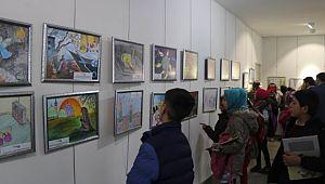 Çizimlerle 40 hadis yarışmasında dereceye girenlere ödülleri verildi (Videolu Haber)