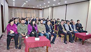 Dünya Rehberler Günü Harran Üniversitesi'nde Çeşitli Etkinliklerle Kutlandı