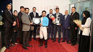 Haliliye belediye başkanlığı koşusu'nu pirsus kazandı (Videolu Haber)