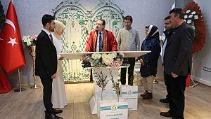 Haliliye'de 14 şubat'ta 35 çiftin nikahı kıyıldı (Videolu Haber)