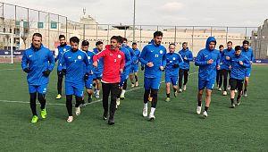 Karaköprü Belediyespor Çatalcaspor'a bileniyor
