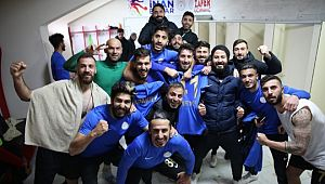Karaköprü belediyespor'dan altın değerinde 3 puan