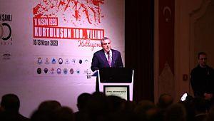Kurtuluşunun 100. Yılında uluslararası kültür ve tarih festivali lansmanına yoğun katılım (Videolu Haber)