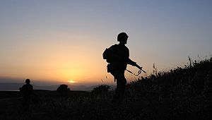"""MSB: """"Suriye'nin kuzeyinden kaçan 3 PKK/YPG'li teslim oldu"""""""