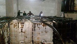 Şanlıurfa'da 67 ton kaçak akaryakıt ele geçirildi
