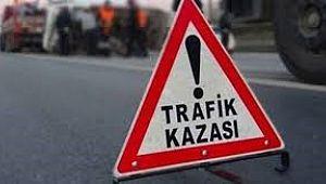 Şanlıurfa'da feci kaza: 1 ölü, 2 yaralı