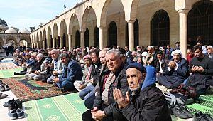 Şanlıurfa'da şehitler için gıyabi cenaze namazı kılındı