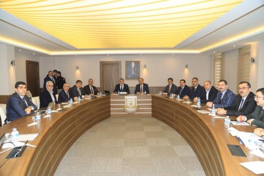 Şanlıurfa'nın istihdama yönelik toplantı düzenlendi (Videolu Haber)