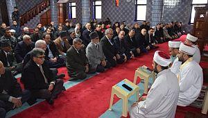 Şanlıurfa'nın Viranşehir İlçesinde, 17 Şubat Şehitlerini Anma Programı düzenlendi.