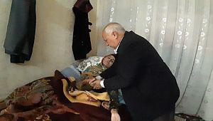 'Sinir ucu iltihabı' hastası kadın yardım bekliyor