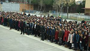 Siverek'te öğrencilerin okul heyecanı