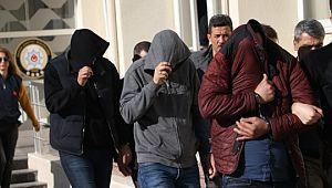 Tefeci operasyonunda 10 tutuklama