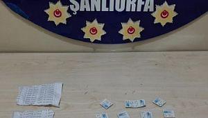Uyuşturucu satışı yapan şahıs tutuklandı