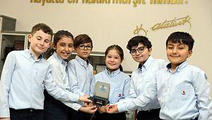 'VEX IQ' robot yarışması
