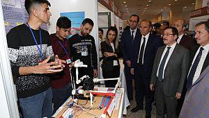 '51. Lise Öğrencileri Araştırma Projeleri Yarışması' Malatya'da başladı