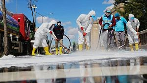 Eyyübiye belediyesi temizliyor, vatandaşlar teşekkür ediyor. (Videolu Haber)