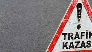 Şanlıurfa'da otomobiller çarpıştı: 2 yaralı