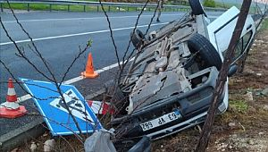 Şanlıurfa'da trafik kazası: 8 yaralı