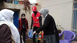 Şanlıurfa'da Vefa Sosyal Destek Grubu Anında Yetişiyor