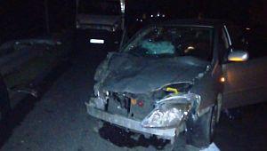 Şanlıurfa'da zincirleme kaza: 7 yaralı