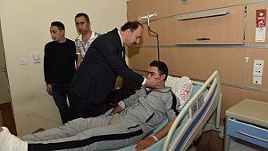 Tel Abyad'da kontrol noktasına bombalı saldırı: 1 yaralı