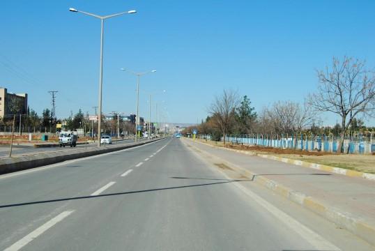Akçakale ile Şanlıurfa arası yolcu taşımaya yasak geldi