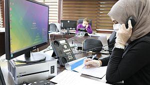 Büyükşehir'den örnek bir çalışma daha 65 yaş üstü vatandaşlara 3 dilde iletişim (Videolu Haber)