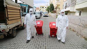 Haliliye'de adım başı önlem: tıbbi atık kutuları dağıtılıyor (Videolu Haber)