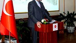 Pekin Büyükelçimiz Abdulkadir Emin Önen'den Kut'ül Ammare Zaferi mesajı;