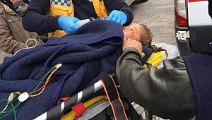 Şanlıurfa'da anne ve kızı akıntıya kapıldı