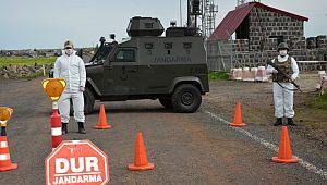 Siverek'te 2 bin 500 nüfuslu mahalle karantinaya alındı
