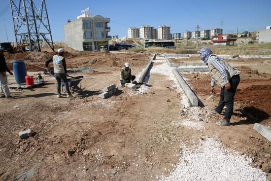 Haliliye yeni parklarına kavuşuyor (Videolu Haber)