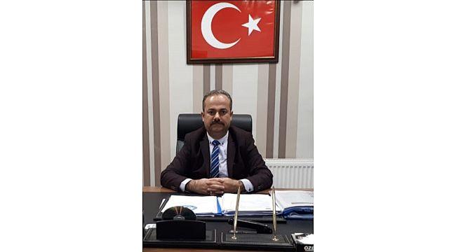 Harran Üniversitesi Genel Sekreter Yardımcılığına kılıç atandı.