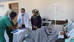 Modernize edilen Resulayn hastanesi şifa dağıtıyor (Videolu Haber)