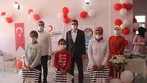 Şanlıurfa'da 430 yetim çocuğun bayramlık heyecanı