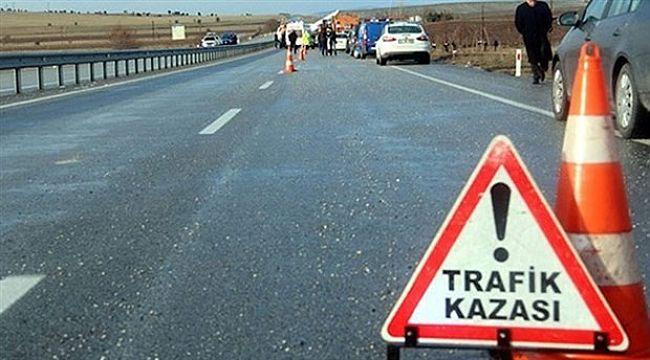 Şanlıurfa'da araç devrildi: 4 yaralı