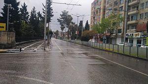 Şanlıurfa'da sokaklar sessizliğe büründü