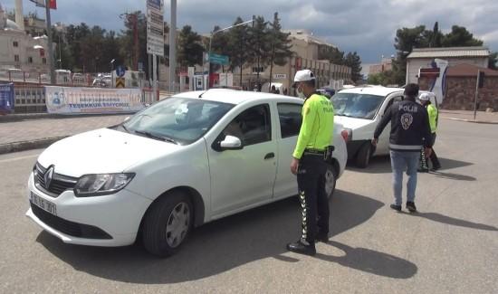 Şanlıurfa'da Üç günde 1 milyon 940 bin lira para cezası