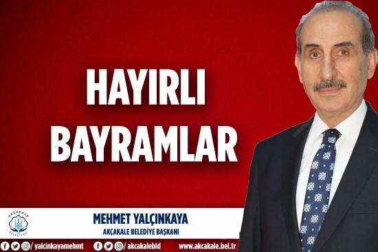 Yalçınkaya'dan Ramazan Bayramı mesajı (Videolu Haber)