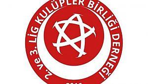 2. ve 3. Lig Kulüpler Birliğinden TFF'nin