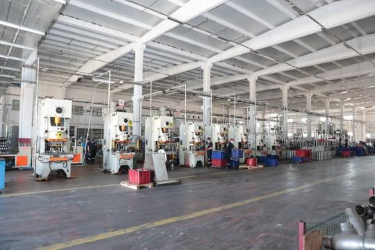 Beyazgül'ün bugünkü durağı organize sanayi bölgesi oldu (Videolu Haber)
