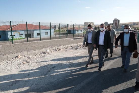 Büyükşehir ile Şanlıurfa yeni yollarına kavuşuyor (Videolu Haber)