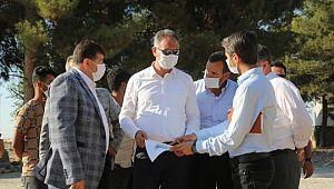 Eyyübiye belediyesi, yeni bir projeye daha başladı. (Videolu Haber)