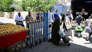 Haliliye Zabıtasından Semt Pazarlarına Denetim (video)