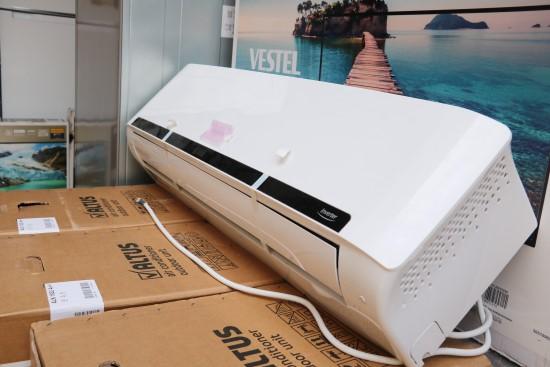 Şanlıurfa'da sıcak hava klima satışlarını arttırdı