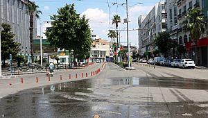 Şanlıurfa'da sokaklar boş kaldı (Videolu Haber)